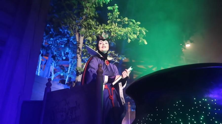 """Inicia """"Oogie Boogie Bash"""" en la fiesta de Halloween de Disneyland"""
