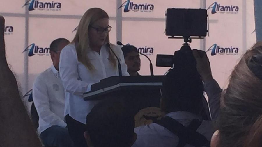Municipios deben de trabajar juntos en bien de los ciudadanos: Alma Laura Amparan