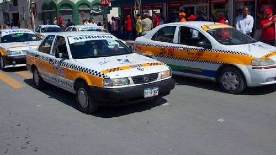 Temen taxistas ante situación de asesinato de choferes