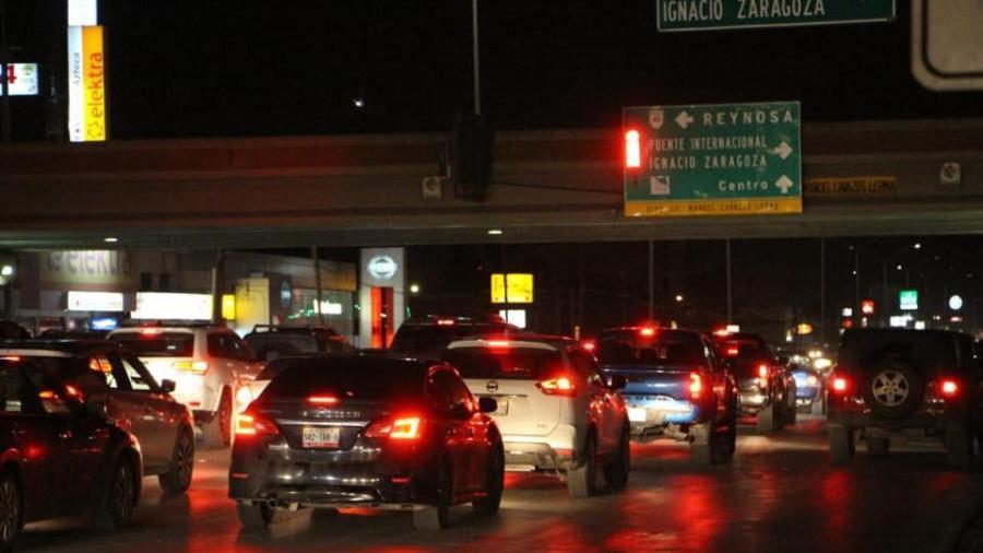 Inicia modernización de semáforos en Matamoros