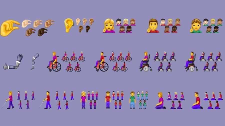 Estos son los emojis que llegarán este 2019