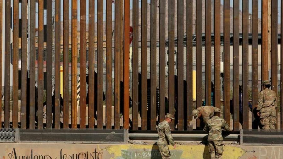 Acusa Trump acciones de soldados mexicanos