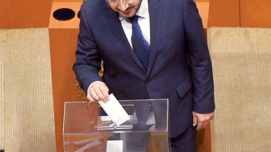 No hay votación por Fiscal General