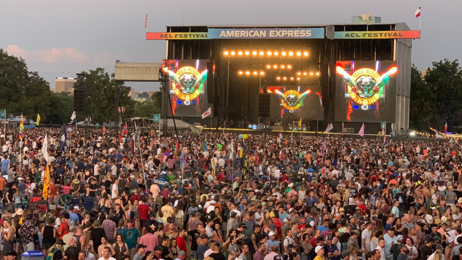 Cancelan Festival ACL 2020