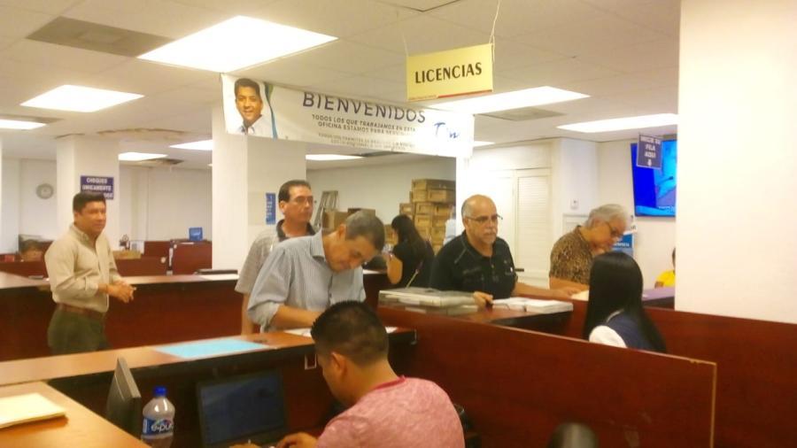 Se activan nuevamente los descuentos en la Oficina Fiscal del Estado