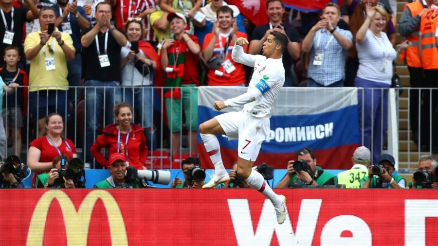 Cristiano Ronaldo se convierte en el máximo anotador europeo a nivel selección
