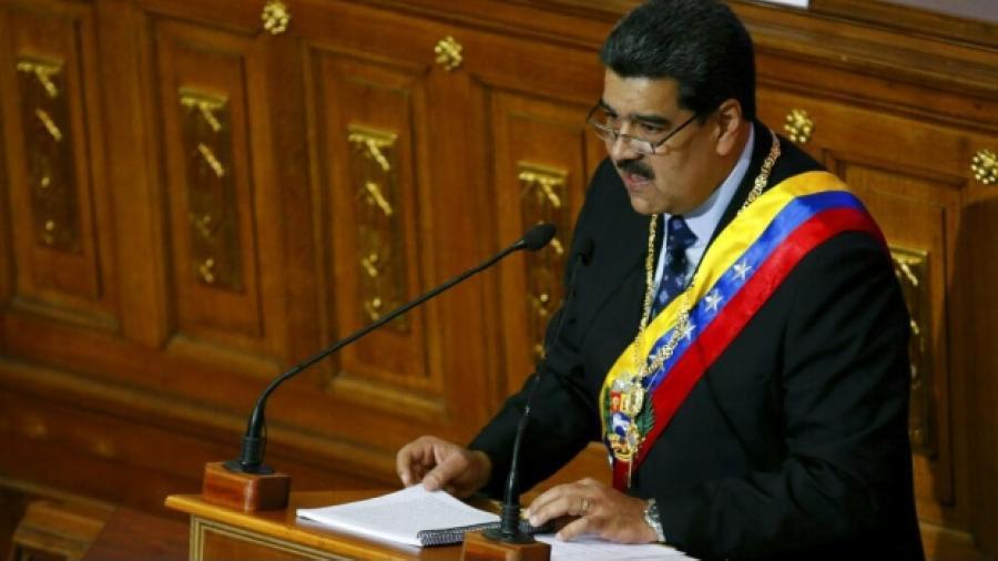 Expresa Maduro sus condolencias a México por 'fatal' explosión