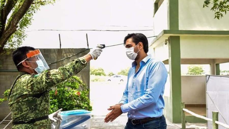 Voluntariado DIF Reynosa visita instalaciones de la Octava Zona Militar