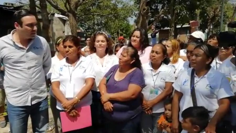 Inicia Comapa construcción de línea general de agua potable en Madero