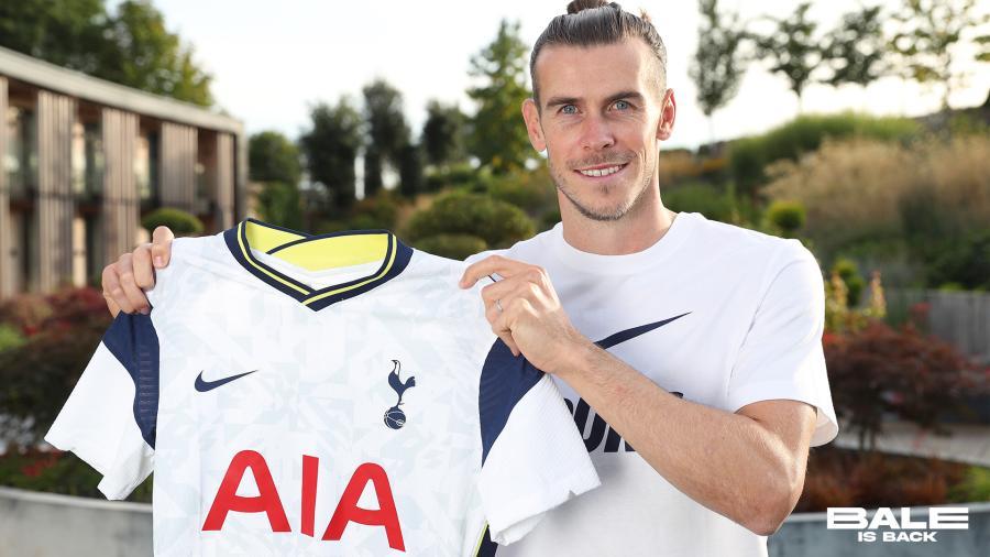 Gareth Bale esta de vuelta con el Tottenham