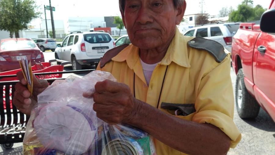 DIF Reynosa con entrega permanente de Canasta básica