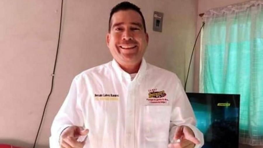 Ya investigan ataque en contra del locutor Bersaín Gálvez