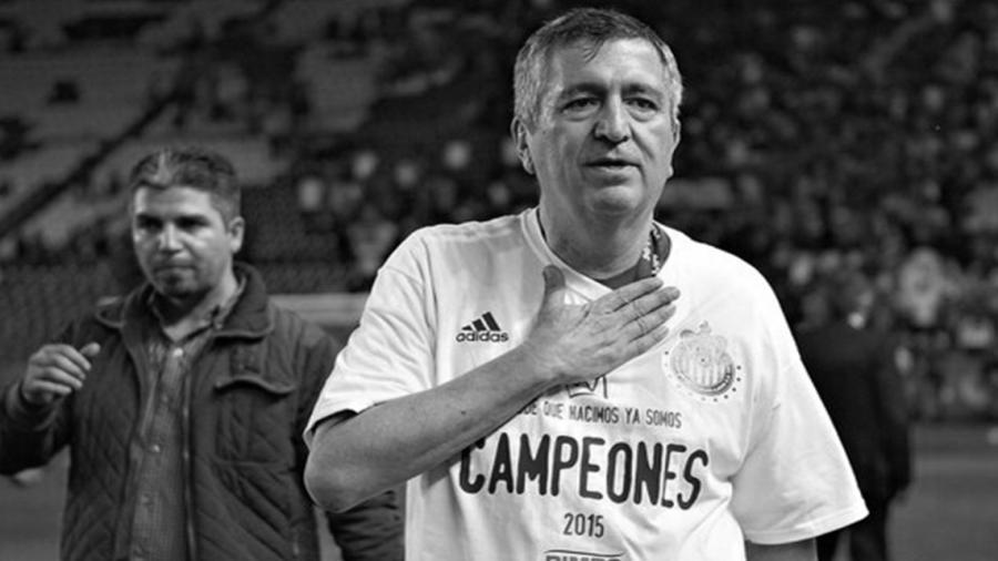 Fallece dueño de las Chivas, Jorge Vergara