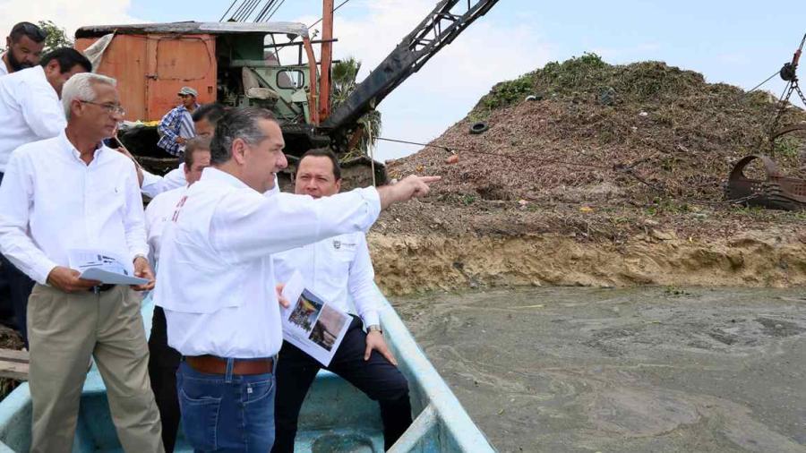 Promueven acciones para evitar relleno de Lagunas