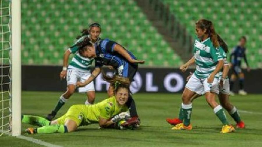 Santos vence 2-1 a Querétaro en Liga MX Femenil