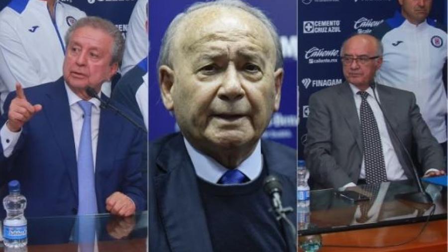 """UIF congela cuentas de """"Billy"""" Álvarez, presidente del Cruz Azul"""