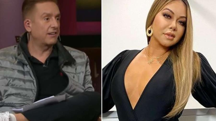 Bisogno vuelve a insultar a la 'Chiquis' Rivera