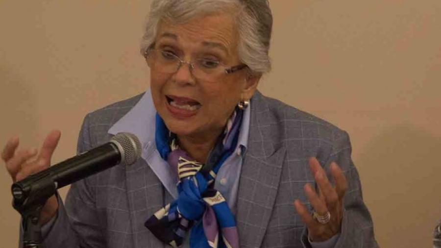 Inconstitucional extender el periodo del gobernador en BC: Sánchez Cordero