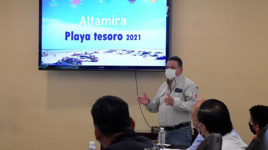 Ofrecerá Altamira atractivos turísticos  a visitantes en periodo de Semana Santa