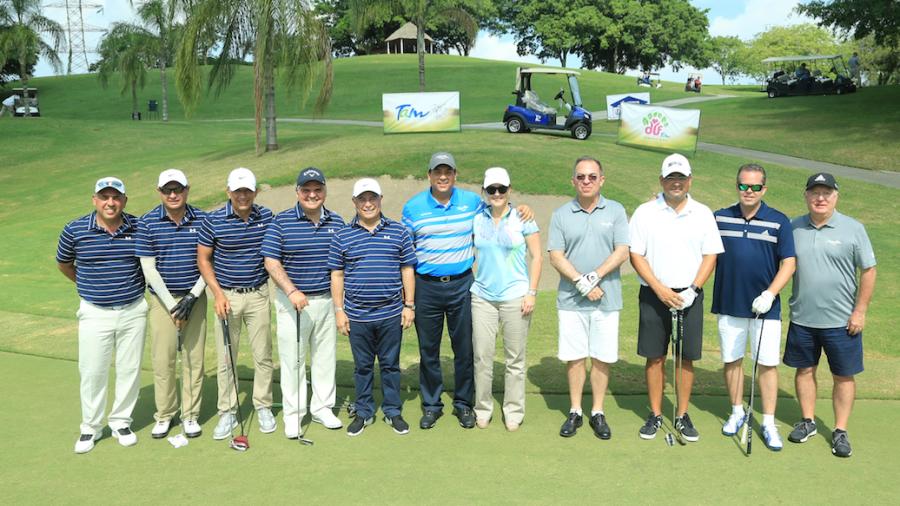 Realizan DIF Tamaulipas y Gobierno del Estado 2ª Copa Tam de Golf