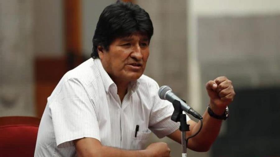 Denuncia Evo Morales más de 30 asesinatos en Bolivia