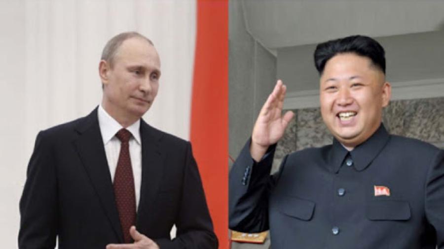Putin expresa su deseo de reunirse con el líder norcoreano