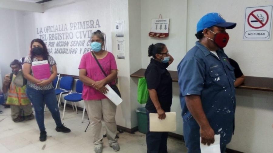 Registro Civil en Nuevo Laredo reconoce cambio de identidad de género