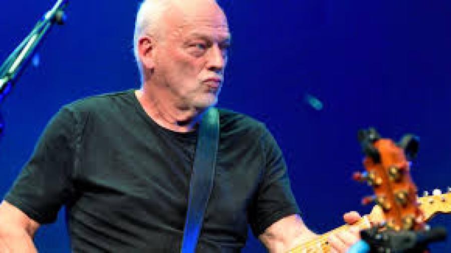 David Gilmour estrena su nuevo sencillo titulado 'Yes, I Have Ghosts'