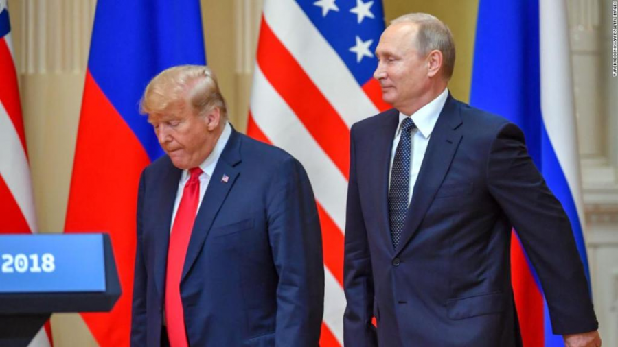 """Trump """"desea"""" reunirse con Putin de nuevo"""