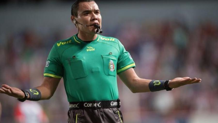 Listos los silbantes para fecha seis de Copa MX