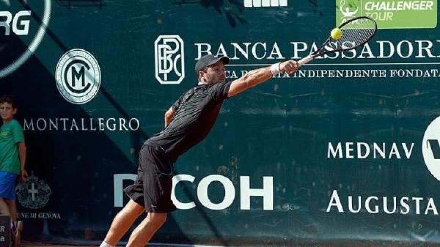 Sancionan de por vida a tenista Chileno