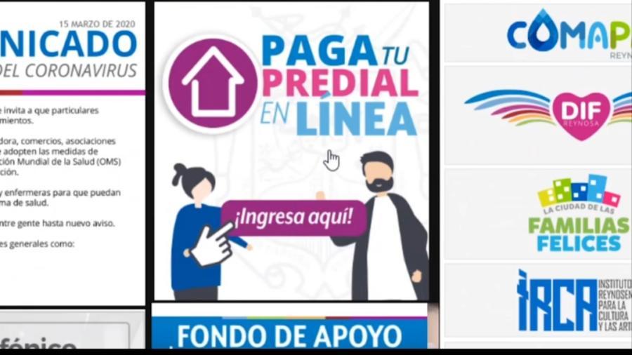 Gobierno Municipal invita a pagar el Predial en línea