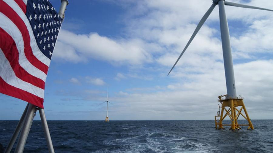 Aprueba EU construcción de la primera planta marítima de energía eólica