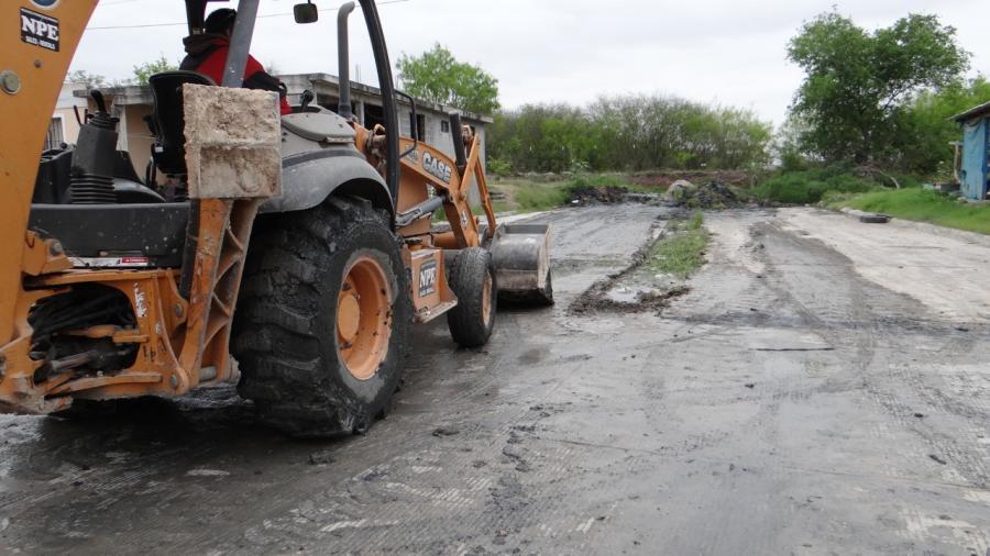 En Riberas del Carmen agradecen que ya no tienen derrame aguas residuales