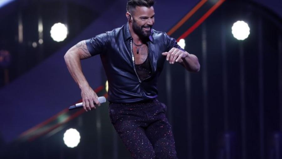 Ricky Martin abre el telón del festival Viña del Mar 2020