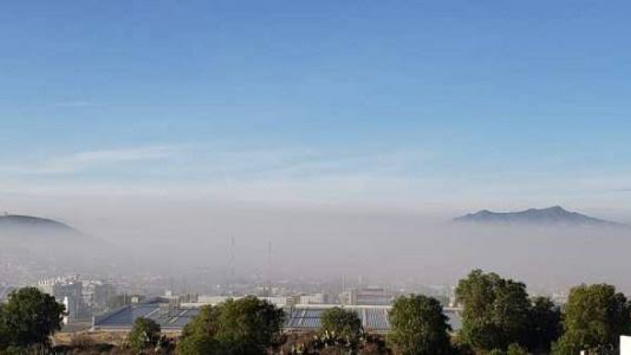 Contingencia ambiental en Pachuca es levantada
