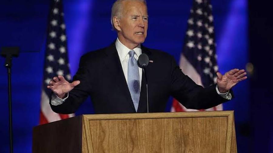 """Biden urge a Senado aprobar paquete de estímulo, """"No hay tiempo que perder"""""""