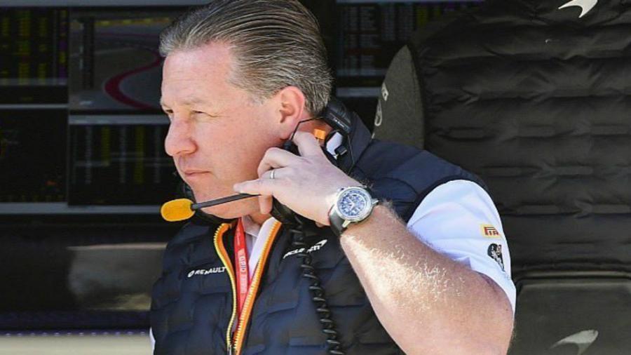 F1 arrancará en verano, si el mundo lo permite: Zak Brown