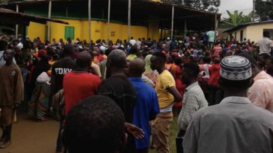 Mueren 27 niños y 2 maestros tras incendio de escuela coránica en Liberia