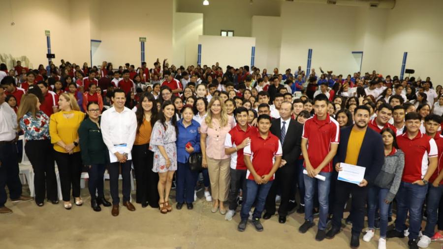 Incrementará Gobierno de REYNOSA Becas hasta los 140 MDP