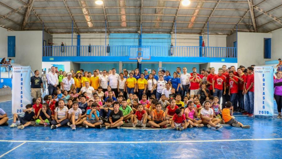 Concluye campamento de verano Río Bravo 2019