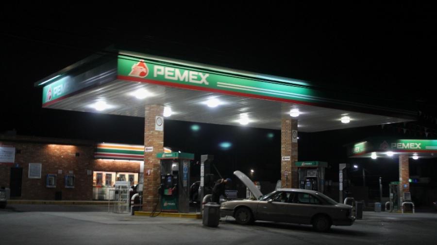 Gasolineros en Reynosa ignoran estímulo fiscal