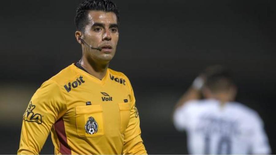 Árbitro Adonai Escobedo estrenará el VAR en Liga MX