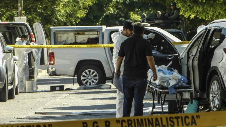 Violencia criminal amenaza la democracia en México: Kofi Annan