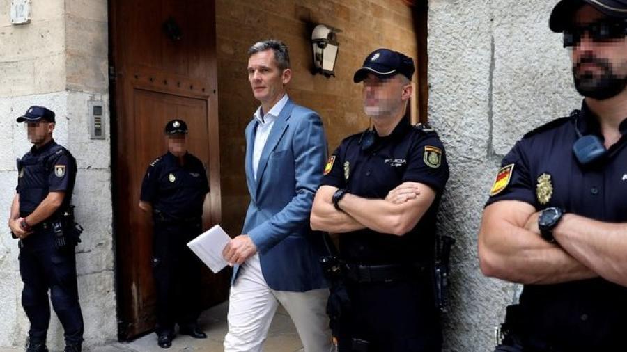 Iñaki Urdangarin ingresará en prisión en un plazo de cinco días