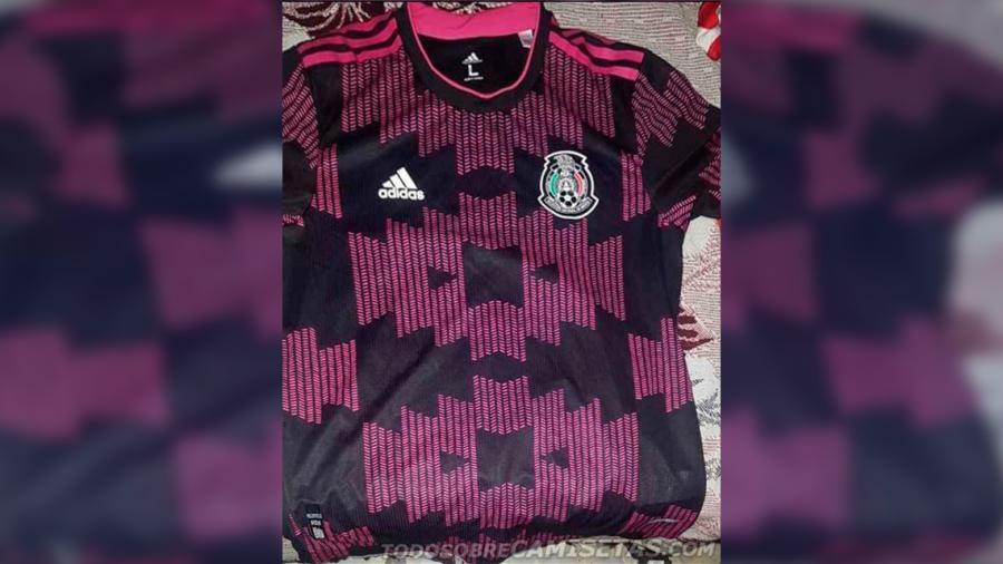 Filtran imágenes del posible nuevo uniforme de la Selección Mexicana