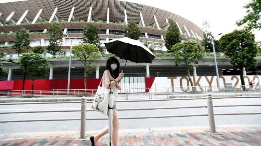 En medio de los Juegos Olímpicos, registra Tokio cifra más alta de contagios diarios de COVID-19