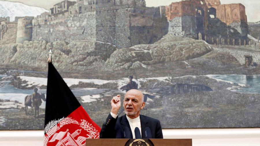 Anuncian alto al fuego por tres meses con talibanes