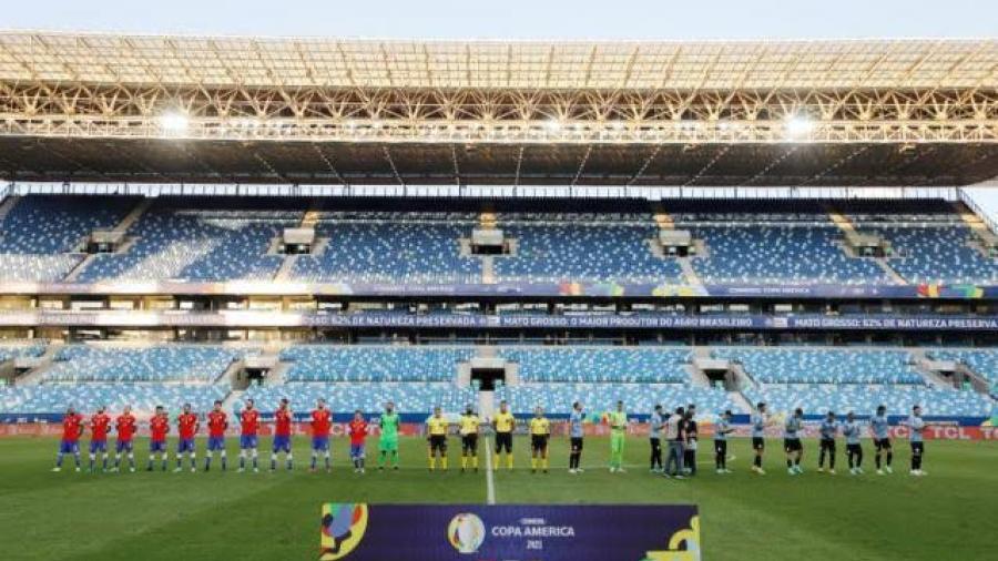Afirma Conmebol que hay 140 casos de Covid-19 en Copa América