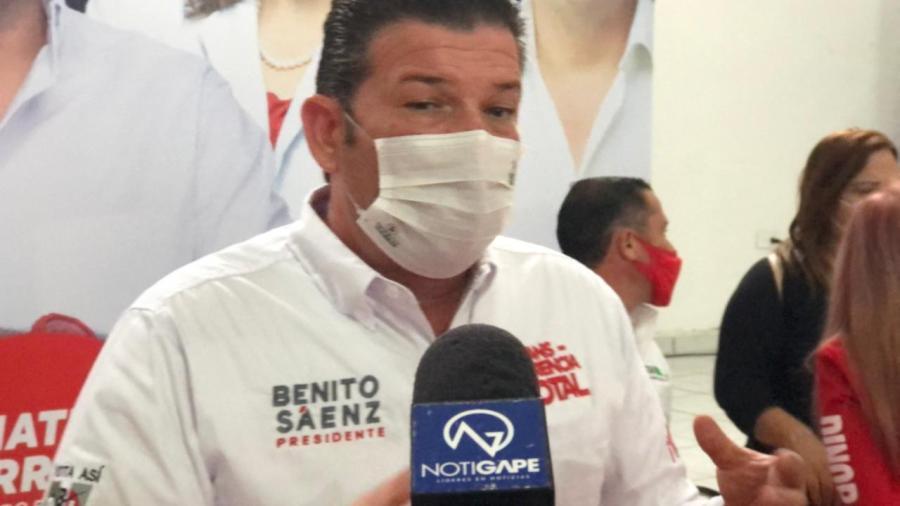 Ciudadanos revisarán las compras del ayuntamiento: Benito Sáenz